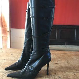 Cesare Paciotti tall boots. Never worn